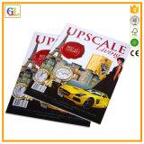 서비스 (OEM-GL008)를 인쇄하는 싼 잡지 책