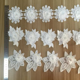 2018 шнурок цветка способа 3D весны для одежд