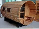 Sauna esterna del barilotto di sauna all'ingrosso Nizza al prezzo di fabbrica