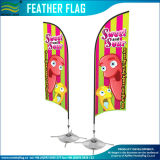 Custom Printed Beach Flying Flag Banner for Sports Vents