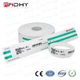 Thermal un Wristband medico di uso RFID di volta