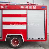 Equipamento de controlo de incêndio do Rolo do obturador até a porta de alumínio