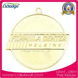 習慣の賞のスポーツの記念品メダルロゴ
