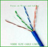 Unterschiedlicher Typ kundenspezifisches Video-Audio Kabel des Kabel-Cat5e