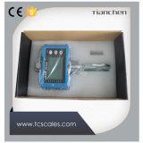Portable RS232 que pesa la escala electrónica