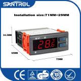 Controlador de temperatura da função do ventilador de refrigeração
