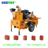 M7mi Machine de brique de terre compressée