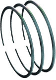 El anillo del pistón Mazda