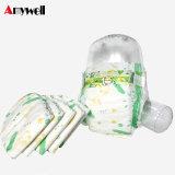 Африка Diaposable пеленки штрафа младенца хлопка ранга