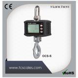 전자 가늠자의 무게를 다는 RS232 Portable