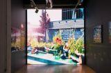 P4 HD l'écran de location polychrome d'intérieur d'Afficheur LED de moulage mécanique sous pression