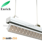 Lineares Licht der Modularbauweise-LED mit verschiedenen Strahlungswinkeln