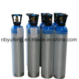 Yf-12L-203 алюминия высокого давления кислорода/CO2 алюминиевый цилиндр, медицинские и напитков газа в баллоне