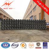 132kv Kraftübertragung-Zeile Stahl Pole