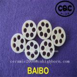 Plaques en céramique de polissage élevées d'alumine