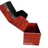 Красный цвет матовое ламинирование индивидуальные Печать .