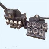 Come raddrizzare un collegare dei 18 calibri che torce la macchina piegatubi di Scrolling