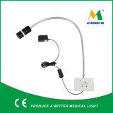 LEIDENE van het Type van Micare JD1100G 7W de Muur Opgezette Tand Medische Lamp van het Examen