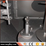 Máquina Peening de tiro do baixo custo para a limpeza do eixo de engrenagem