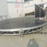 Qualitäts-beweglicher Aluminiumtanz Stage1.22*1.22m