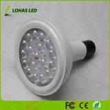 Amplio espectro de luz blanca 8W 12W 20W E26 Bombilla de luz para crecer las plantas de interior