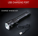 1100lumens Kl-X17 Fackel-Licht mit Endstück-Schalter-Taste