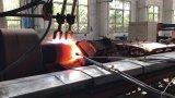 Cilindro de Aço Sem Costura hidráulico girando Necking quente-na máquina