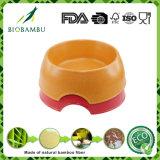 새로운 디자인 대나무 섬유 애완 동물 먹이 또는 마시는 사발 (YK-P6005)