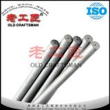Molde Rod do carboneto cimentado com furo para ferramentas de estaca