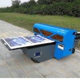 A2 de UV Vlakke Printer van Inkjet van het Voer van het Blad van de Kleur van het Bed