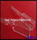 La grande pureté personnalisent le fournisseur de cellules en verre de quartz