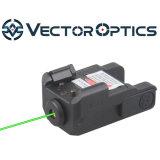 Gezicht van de Laser van het Pistool van het Pistool van Glock het Mini Groene