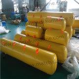 250kg de teste de carga de baleeiras sacos de peso com água