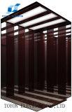 De Fabrikant van Toyon voor de Lift van de Passagier met de Tractie van de Lift Gearless van de Spiegel 1000kgs