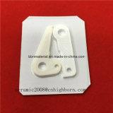 Zro2 blanco de la hoja de Cerámica de material duradero
