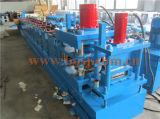 Rodillo de acero perforado galvanizado automático de la bandeja de cable que forma el fabricante Malasia de la máquina