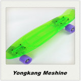 PlastikSkateboard des konkurrierenden neuen Entwurfs-Fisch-Marmor-Skateboard-27 ''