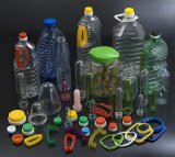 Machine de moulage 100-2000ml d'animal familier de coup en plastique automatique de bouteille