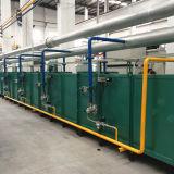 Trattamento termico della fornace di gas per la riga automatica di fabbricazione della bombola per gas di GPL