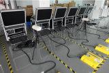 O sistema de inspecção sob o veículo móvel para a Prisão Ertry UVSS (SAFE HI-TEC SA3000)