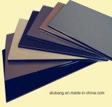 el panel compuesto de aluminio del fabricante de 6m m China para el revestimiento
