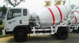 Konkrete Anlieferung M3 Turck des Sinotruk Quirl-Mischer-Lastwagen-LKW-4