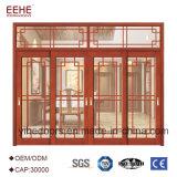 De halve Prijs van de Fabrikant van de Deuren van het Hout van het Glas Binnenlandse Houten