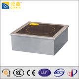 Wok à induction intégrée cuisinière