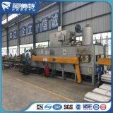 La fabbrica ha anodizzato il profilo di alluminio d'argento per le stazioni di lavoro delle protezioni della macchina dei trasportatori