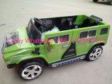 Le Hummer badine le véhicule électrique avec doubles la portée élargie de la cabine quatre