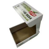 Kundenspezifische Größe gewellter verpackenkarton-Kasten im preiswerten Preis