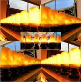 Lâmpada quente da flama do diodo emissor de luz da venda com branco morno 5W