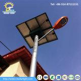 アフリカのSaveingエネルギー8mポーランド人50W太陽LED照明