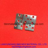 Hoher Härteindustrieller schwarzer Zirconia-keramische Platte